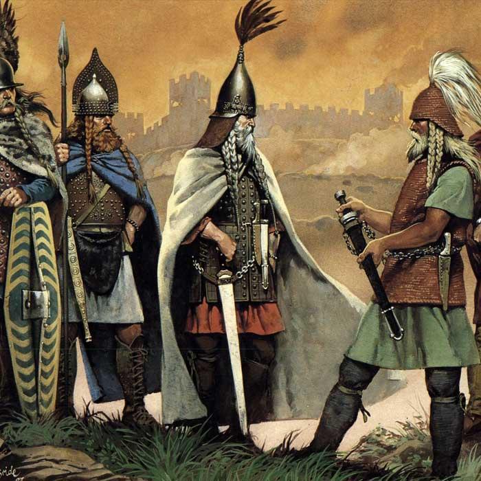 Цей день в історії : 18 липня 390 до н. е. : Битва при Аллії