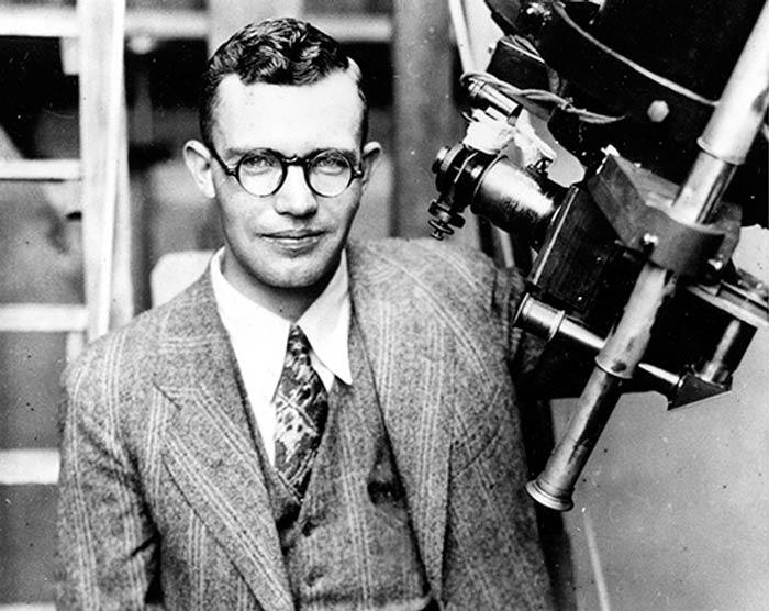 Клайд Томбо, 1930 рік