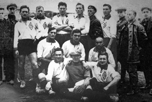 «Динамо» (Київ), 1928 рік