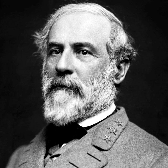 Командуючий Північновірджинською армією Конфедерації Сполучених Штатів генерал Едвард Лі, 1864 рік