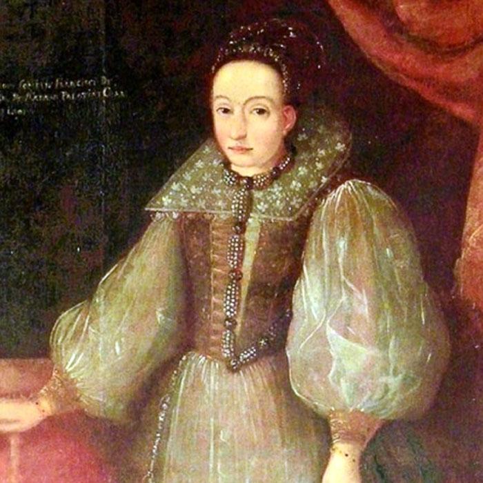Елізабет Баторі, 1585 рік