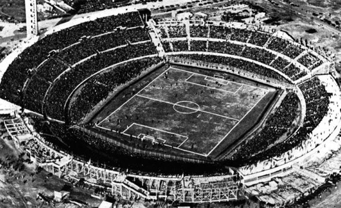 Стадіон «Сентенаріо», 1930 рік