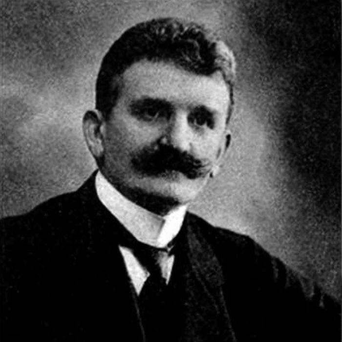 Президент (1918-19) і Уповноважений Диктатор (1919) ЗУНР Євген Петрушевич (1863-1940)