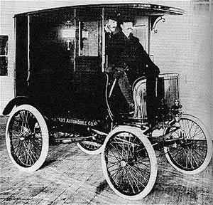 Вантажний автомобіль Генрі Форда, січень 1900 року
