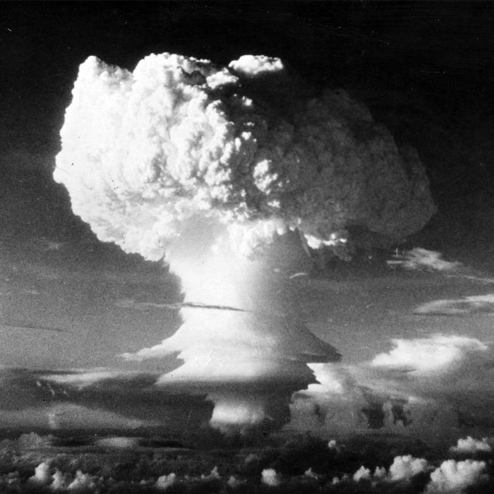 "an account of the nuclear explosion on july 16 1945 On august 6, 1945, the us detonated the atomic bomb ""little boy"" over the city of hiroshima of the 350,000 citizens, about 140,000 had died by the end of the year the surviving ""hibakusha"" suffered from the late effects of radiation, including increased incidence of cancer history during world war ii, the us produced three nuclear."