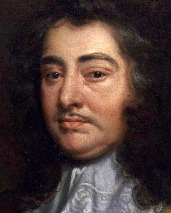 Пітер Лелі «Джордж Монк 1-й герцог Албемарльський», бл. 1665 року. Національна портретна галерея, Лондон
