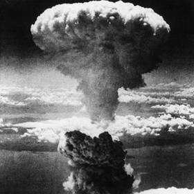 Ядерний гриб над Хіросімою