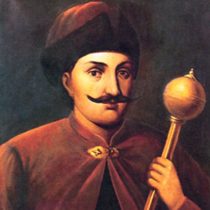 Прижиттєвий портрет Івана Виговського