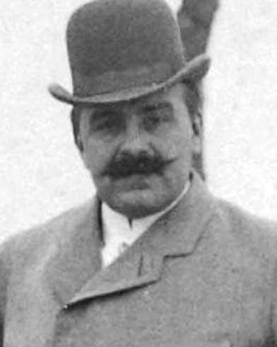 Жюль-Альберт де Діон, 1899 рік