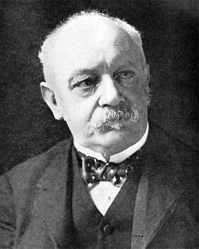 Генеральний секретар Міністерства закордонних справ Франції Жуль Камбон (1845-1935)