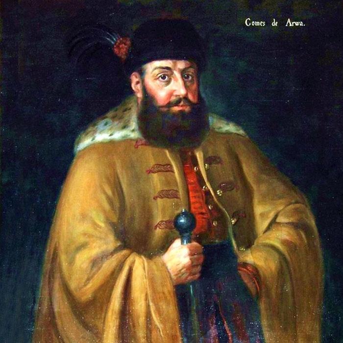 Дьордь Турзо, 1607 рік