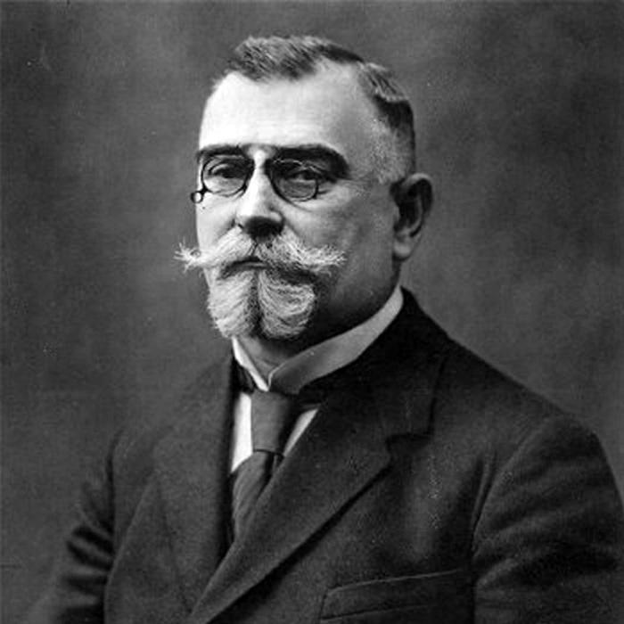 Прем'єр-міністр ЗУНР (1918) Костянтин Левицький (1859-1941)