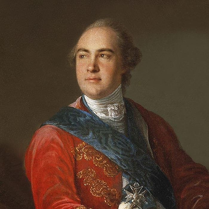 Луї Токке «Кирило Розумовський», 1758 рік
