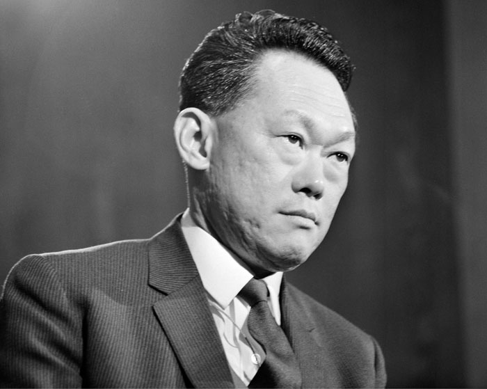 Лі Куан Ю, 1965 рік
