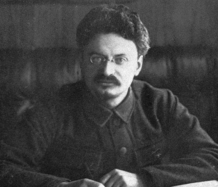 Лев Троцький, початок 1920-х років