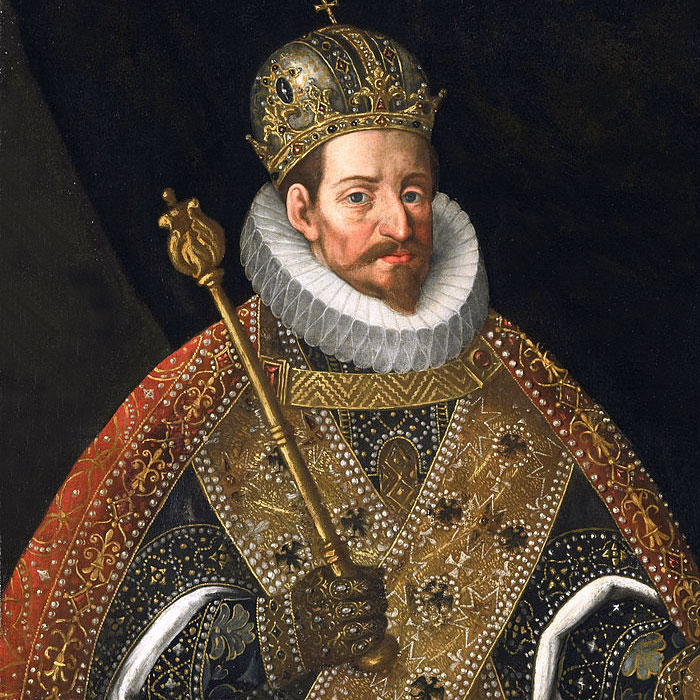 Матвій Габсбург, 1625 рік
