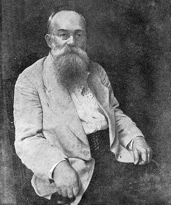 Михайло Грушевський, 1 липня 1917 року