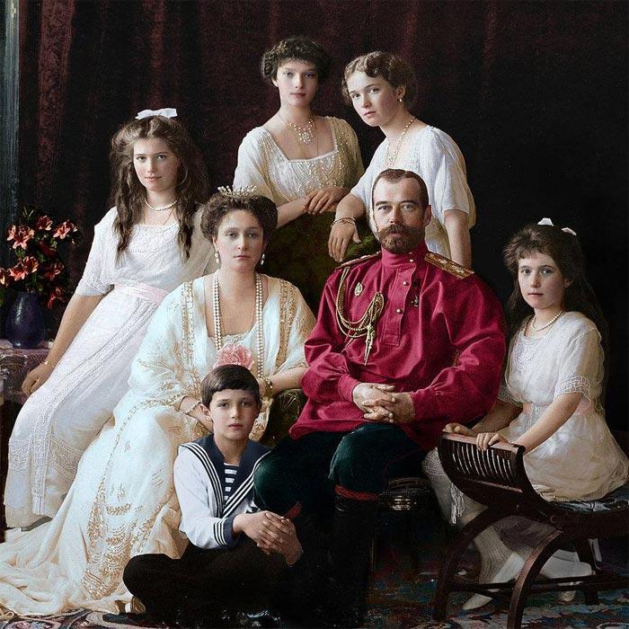 Цей день в історії : 17 липня 1918 : Розстріл царської сім'ї