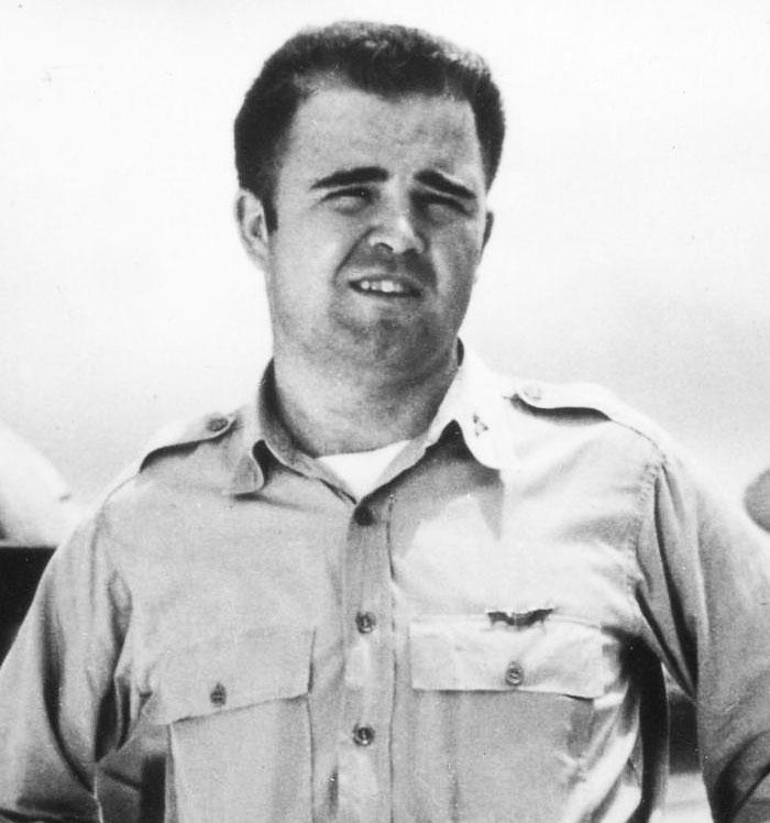 Чарльз Суїні, 1945 рік