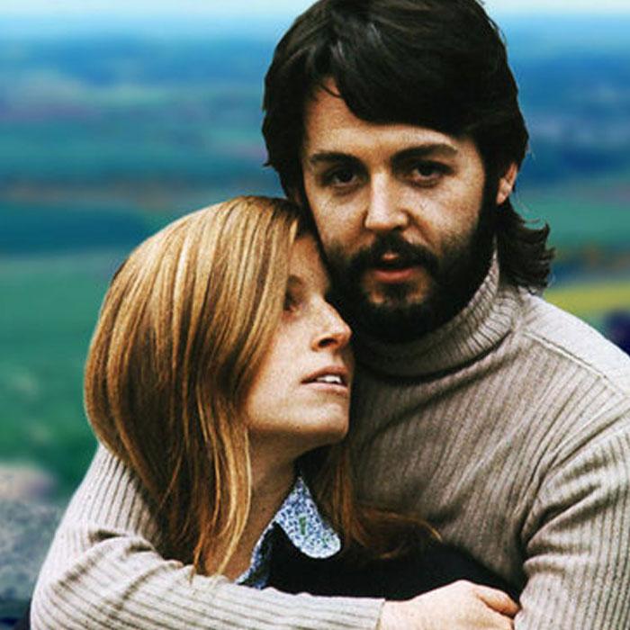 Пол і Лінда Маккартні, 1970 рік