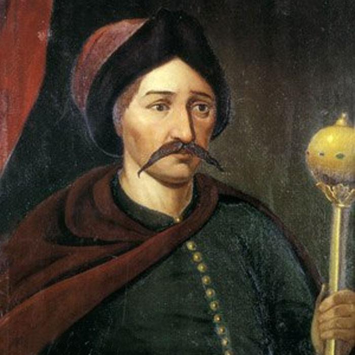 Гетьман Павло Тетеря (1622 - 1670)
