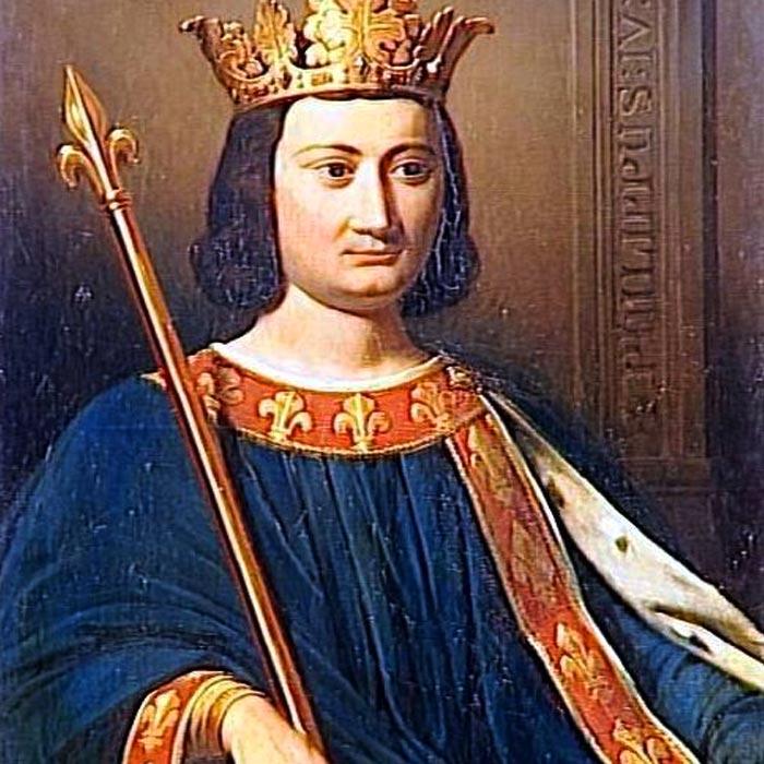 Філіп IV Красивий