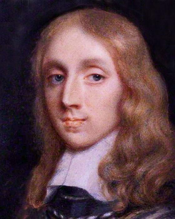 Другий Лорд-протектор Англії, Шотландії та Ірландії Річард Кромвель (1626-1712), бл. 1655 року. Національна портретна галерея, Лондон