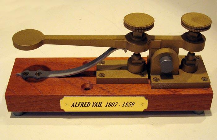Телеграфний ключ Морзе
