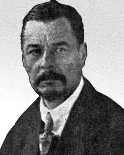 Голова української делегації на переговорах з РСФСР Сергій Шелухін (1864-1938)