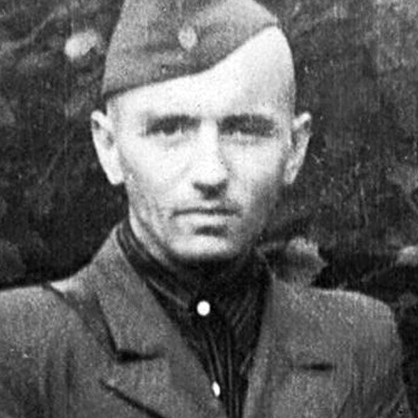 Василь Кук (1913-2007), останній головнокомандувач УПА © Український інститут національної пам'яті