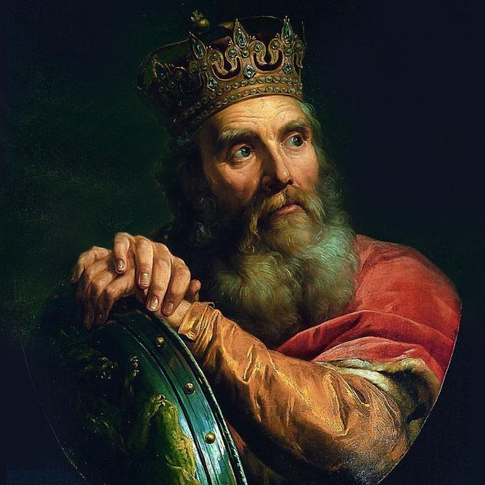 Казимир Великий (1310-1370) пензля Марчелло Бачареллі - останній король Польщі з династії П'ястів, титулярний король Русі