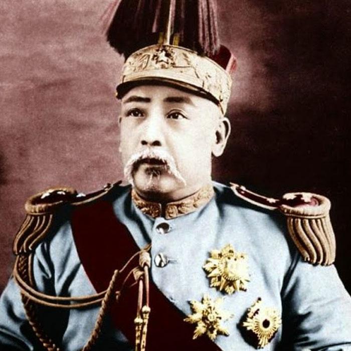 Генерал Юань Шикай
